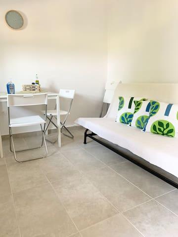 Kitchen Sofa-bed