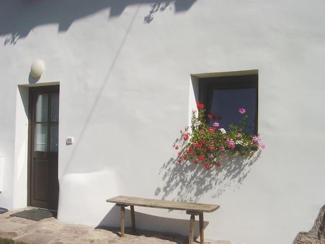 Burgerhof Farm, Dolomiten Apartment - Jenesien - Apartament