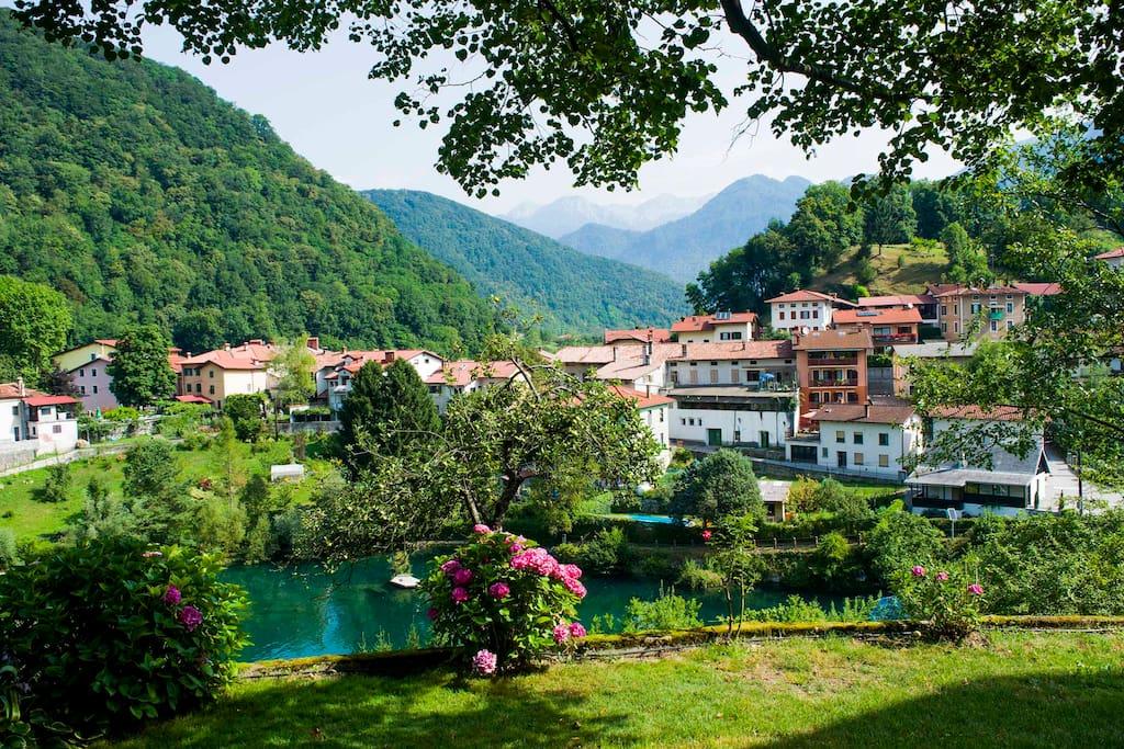 Trova case a Kanal ob Soči su Airbnb