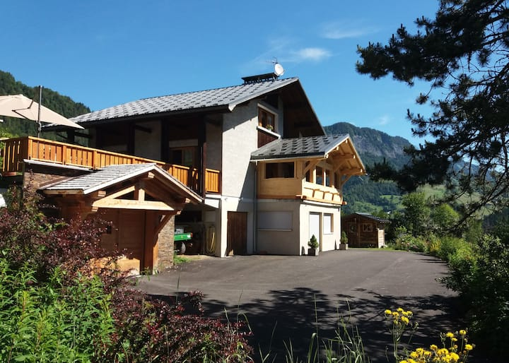Chalet les Hermines
