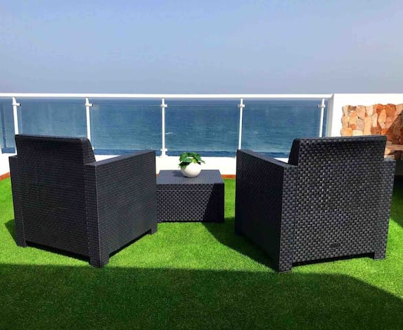 The Cliff House Gran Canaria with Sea views.