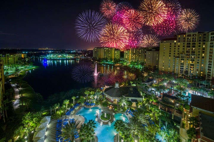 4 Nights during Christmas Week - 2017 Dec 26-30 - Orlando - Timeshare