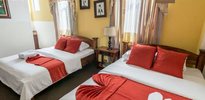 Habitación Privada - Hotel Inca Real San José