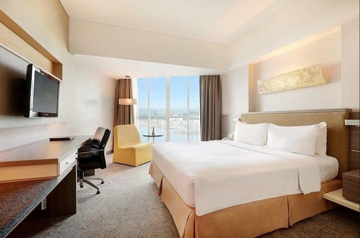 Deluxe Room in Balikpapan by Swiss-Belhotel