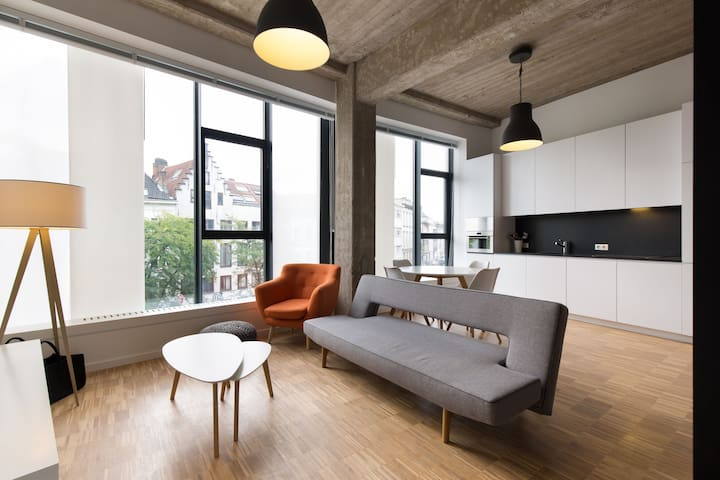 Antwerp City Loft
