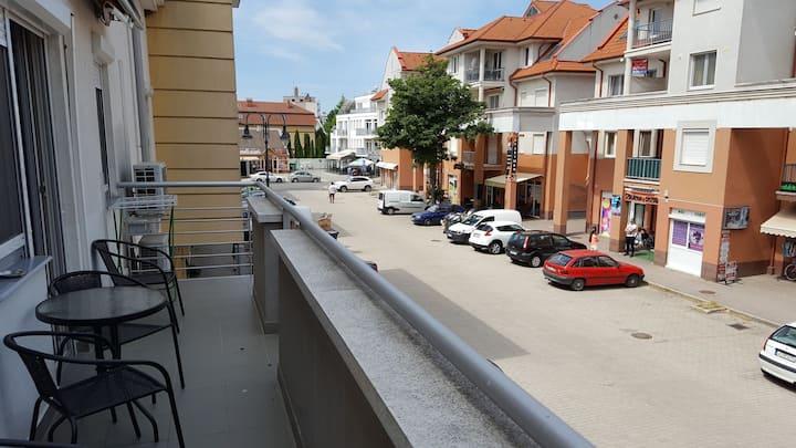 Apartament G3 Hajduszoboszlo, Flat