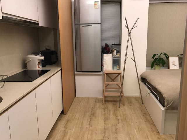 Cozy and stylish studio flat in Soho Central - Hong Kong - Lägenhet