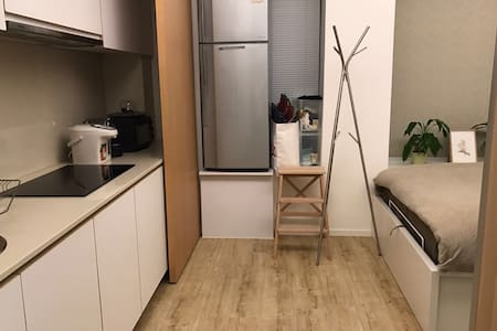 Cozy and stylish studio flat in Soho Central - 香港 - 公寓