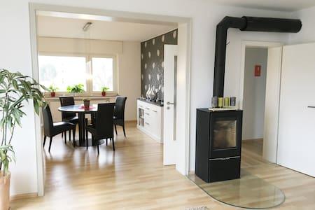 NEU: Gemütliche, moderne Wohlfühlwohnung - Bad Lippspringe - 公寓