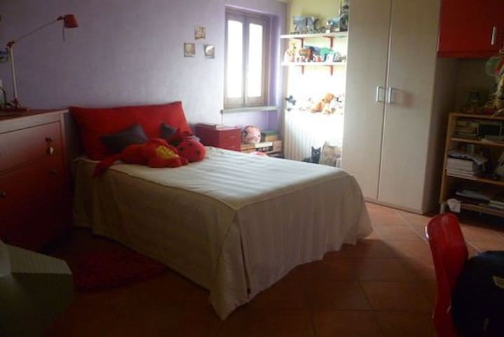Heart of Tuscany: private room in family flat - Montelupo Fiorentino
