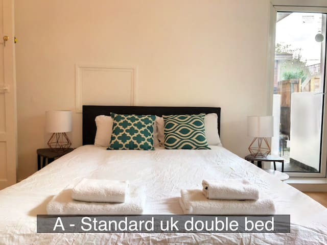 *A Bethnal Green 3mins walk to tube station Zone2