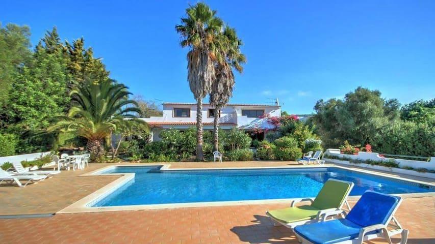 Villa Feliz 1 Bedroom Appartment - São Bartolomeu de Messines - House