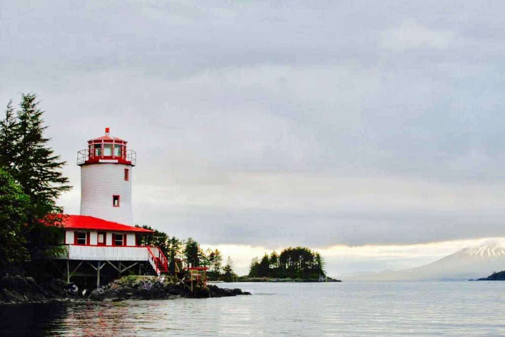 Rockwell Lighthouse Houses For Rent In Sitka Alaska