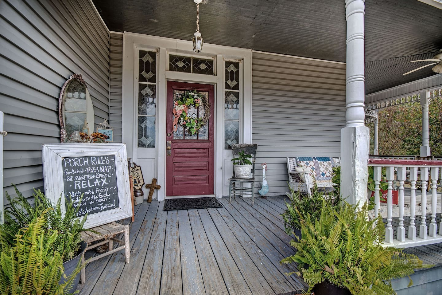 Mississippi scott county sebastopol - Clyde And Marie X27 S Bed And Breakfast Bed Breakfasts For Rent In Forest Mississippi United States