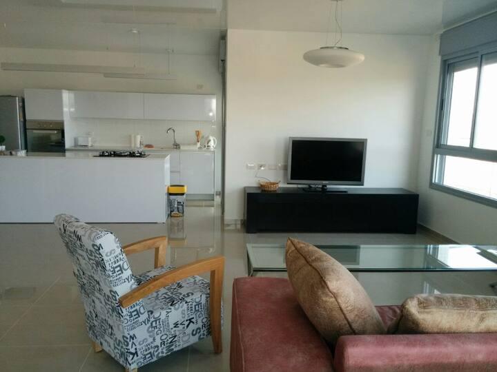 Huge luxury apartment in Tel Aviv