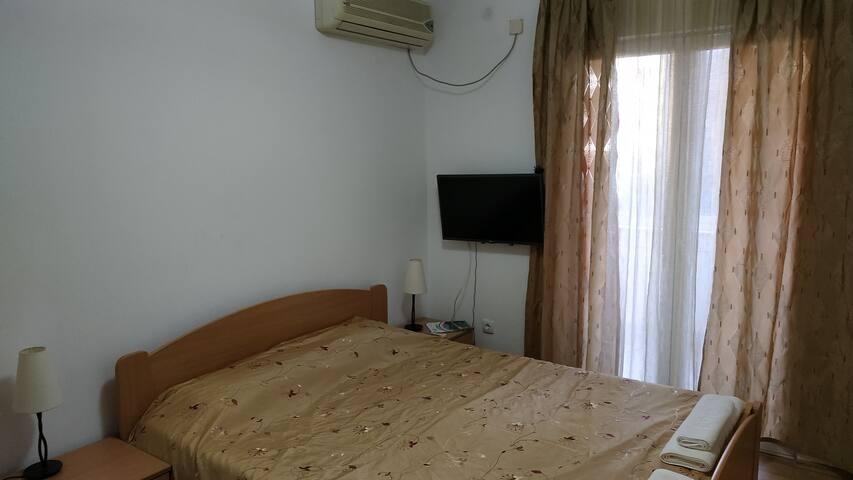 "Квартира ""Аква-3"" в апарт-отеле Solaris. Сутоморе"
