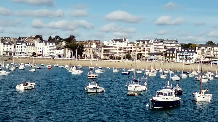 Appartement vue mer - Saint-Quay-Portrieux