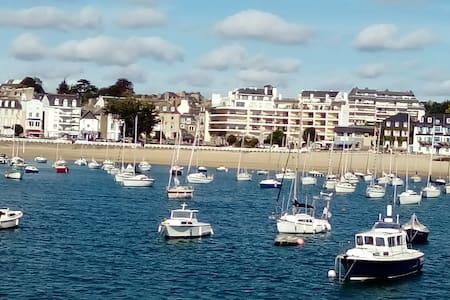 Appartement vue mer - Saint-Quay-Portrieux - อพาร์ทเมนท์