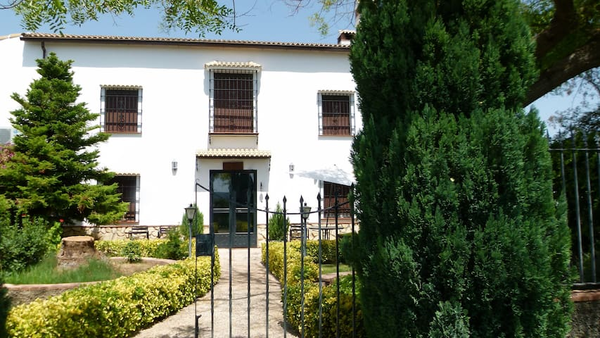 Alojamiento rural en Andalucia