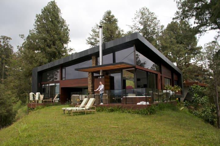 Lake Paradise - Guatapé - House