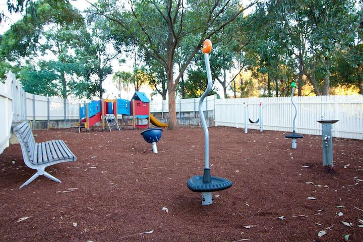 Facilities - Children's Playground