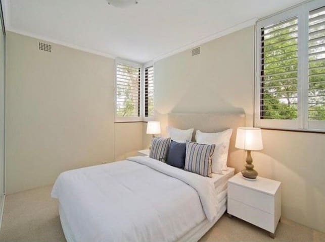 Private Apartment overlooking Lane Cove River
