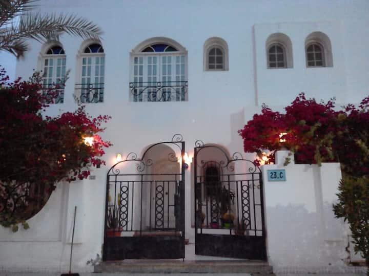Paola's House