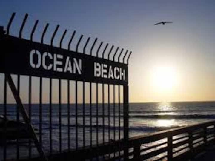 Cozy Ocean Beach Casita