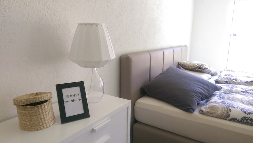 lovely apartment - close to Basel - Pratteln - Apartamento
