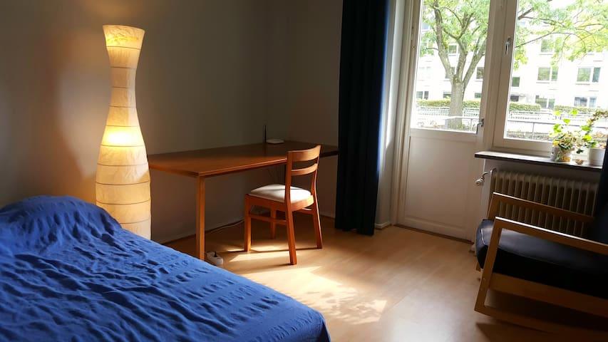 Comfortable room with balcony