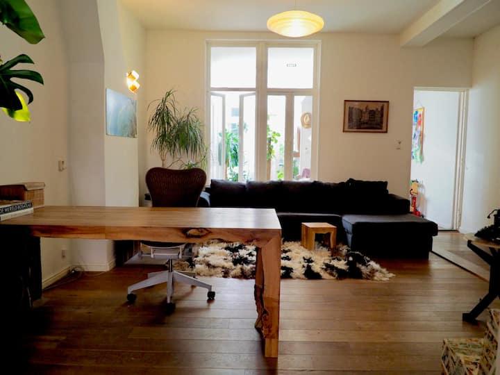 Comfortable design apartment