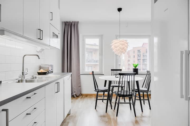 RENOVATED APARTMENT IN HYLLIE -  BY HOMESTATE.SE