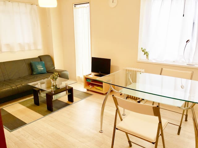 Spacious Apartment for long stay in Hirano /GP201