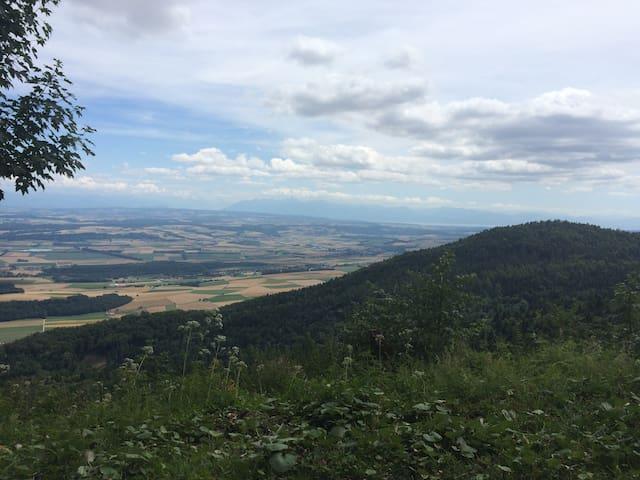 Ballade VTT Monts de Baulmes