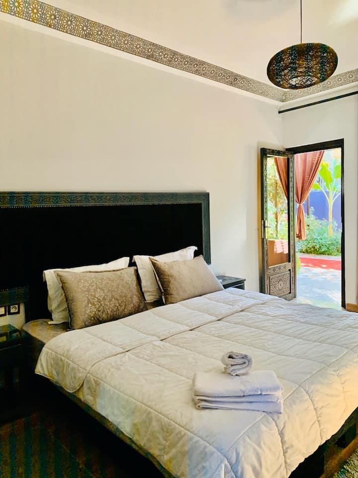 Villa de luxe a louer a Marrakech
