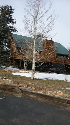 Breathtaking views of Pike's Peak! - Woodland Park - Haus