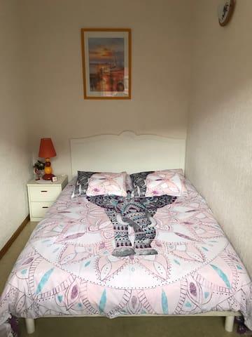 Autre déco chambre à coucher.