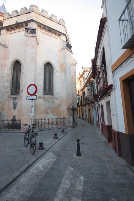 La calle Imperial