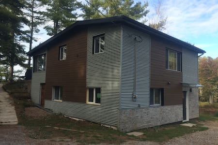 Welcome to your lakefront retreat! - Val-des-Monts