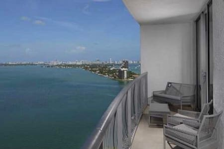 EXTRAVAGANZA Penthouse at the Bay OCEANVIEW - Miami Beach - Wohnung