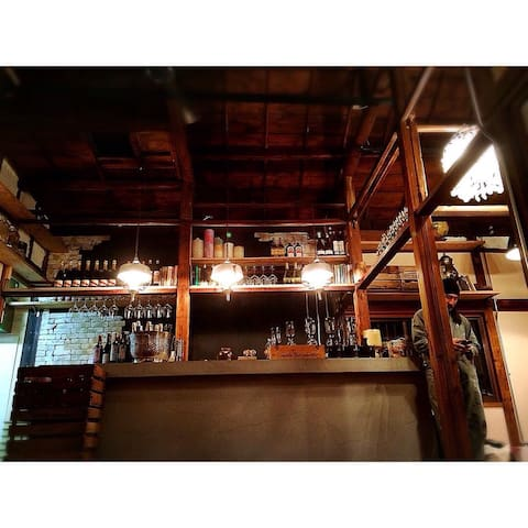 @No2 cafe&Bar beach 1 minute walk♪SLAMs DUNKBURGER