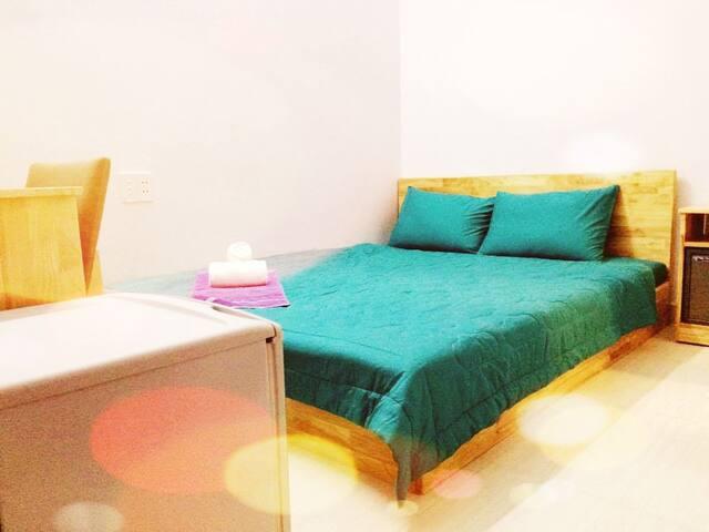 Cozy room in Dist 1 nearby Bui Vien