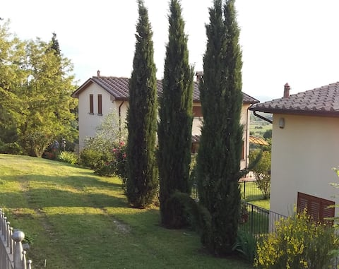 Single House in panoramic location