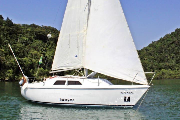 Paraty cheap Saillingboat - Paraty