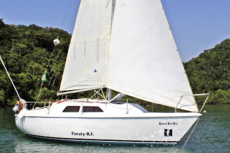 Paraty cheap Saillingboat - Paraty - Boot