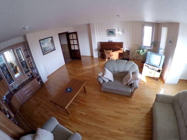 Spacious Apartment Sized Room. Strategic location