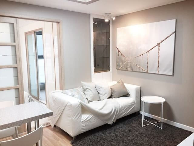 New Morden one bedroom Studio in Busan!