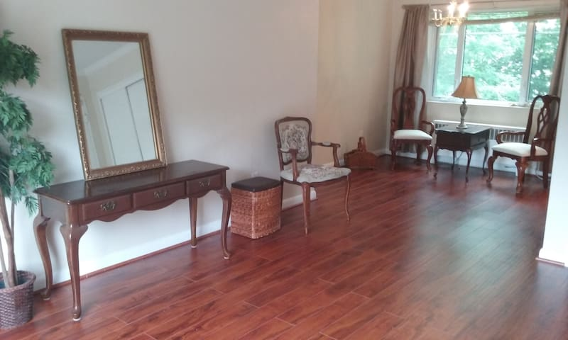 Cozy room  /apt  close to Metro Station! - Bethesda - Byt