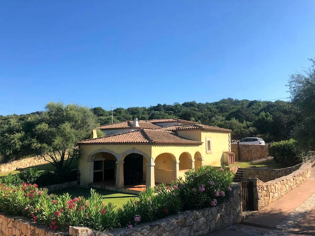 Villa in Costa Smeralda [ I Ginepri ]