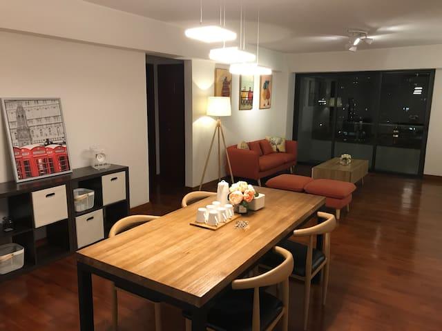 (澳門市中心)全套公寓,盡享私人空間